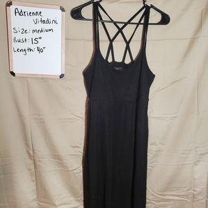 Adrienne Vittadini | Black Dress | sz Medium